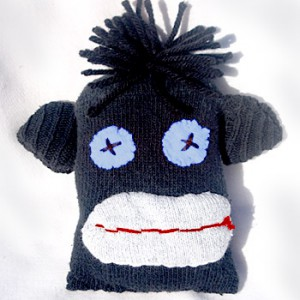 pet-black-blueSock Monkey Pet Toys for Cats and Dogs &#124; &copy; Pepe &amp; Sherina Designs&#8482;/ Dog Pet Toy:</strong srcset=